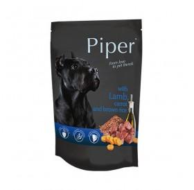 Piper Animals Dog Adult With Lamb Carrot And Brown Rice /Храна За Израснали Кучета С Агнешко Моркови И Кафяв Ориз/-150гр