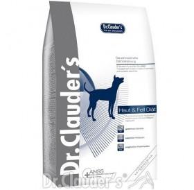 Dr.Clauder's Fur and Skin Diet Dog /храна за израснали кучета при лечение и профилактика на кожни заболявания/-1кг