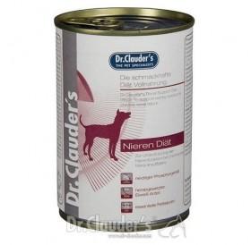 Dr.Clauder's Renal Support Diet Dog /храна за израснали кучета при лечение и профилактика на бъбречна недостатъчност/-400гр