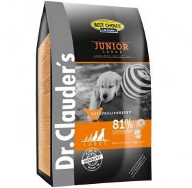 Dr.Clauder's Best Choice Junior Large /храна за подрастващи кученца от големи породи/-0,350кг