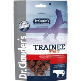 Dr.Clauder's Trainee Minis Snack Rind /меки кубчета от говеждо месо/-50гр