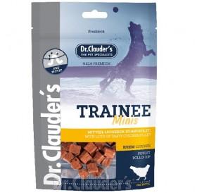 Dr.Clauder's Trainee Minis Snack Chicken /меки кубчета от пилешки гърди/-50гр