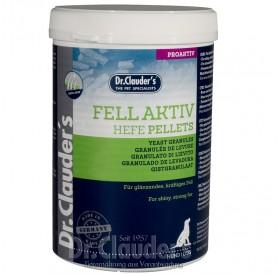 Dr.Clauder's Hair & Skin Coat Active Yeast Pellets /Гранулирана Хранителна Добавка От Хлебна Мая За Кучета/-600гр