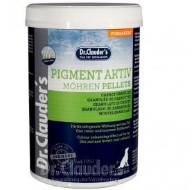 Dr.Clauder's Hair & Skin Pigment Active Carrot Pellets /Гранулирана Хранителна Добавка Подсилваща Цвета На Кафяви И Червеникави Кучета/-600гр