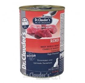 Dr.Clauder's Selected Meat Beef /храна за кучета с говеждо месо/-400гр