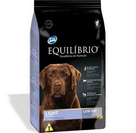Equilíbrio® Light Medium and Large Breeds /храна за израснали кучета от средни и големи породи предразположени към наднормено тегло/-15кг