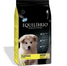 Equilíbrio® Puppies Medium Breeds /храна за подрастващи кученца от средни породи/-15кг