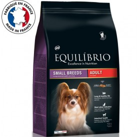 Equilíbrio Small Breeds Adult /Храна За Израснали Кучета Дребни Породи/-7,5кг