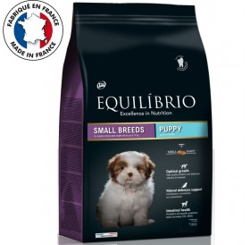Equilíbrio Small Breeds Puppy /Храна За Подрастващи Кученца Дребни Породи/-7,5кг