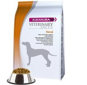 Eukanuba Veterinary Diets Dog Renal /храна за кучета с хронична бъбречна недостатъчност/-1кг