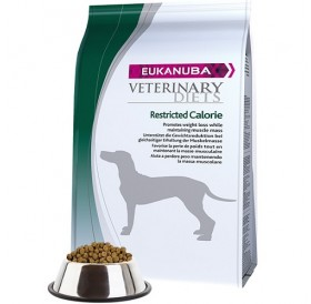 Eukanuba Veterinary Diets Dog Restricted Calorie /Храна За Кучета С Наднормено Тегло/-5кг
