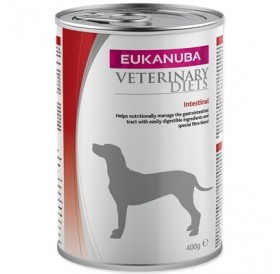 Eukanuba Veterinary Diets Dog Intestinal /Храна За Кучета С Храносмилателни Проблеми/-400гр