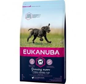 Eukanuba Growing Puppy Large Breed Maintenance /храна за подрастващи кученца от големи и гигантски породи/-3кг