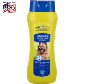 FURminator Ultra Premium Shampoo /шампоан против падане на козината/-250мл