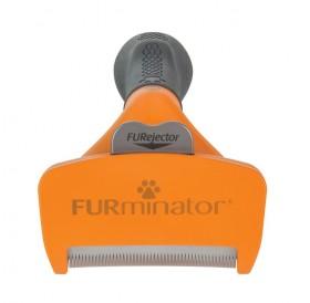FURminator Undercoat deShedding Tool For Long Haired Medium Dogs /Гребен Тип Тример За Кучета Средни Породи С Дълга Козина/