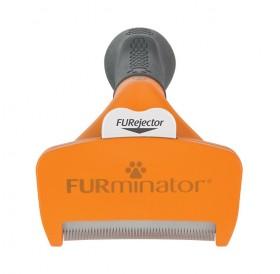 FURminator Undercoat deShedding Tool For Short Haired Medium Dogs /Гребен Тип Тример За Кучета Средни Породи С Къса Козина/