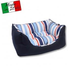 Fabotex Dog Bed Stripes /меко легло за куче/-65x55см