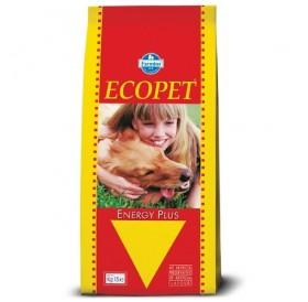 Ecopet Energy PLUS 25/12 /храна за израснали кучета със завишени енергийни нужди/-15кг