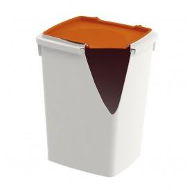 Ferplast Feedy 13 /пластмасов контейнер за съхранение на суха храна 13 литра/-26,4x23,6x35,2см