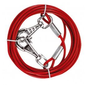 Ferplast PA 5985 /стоманено въже с PVC покритие/-3м