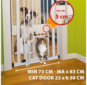 Ferplast Pet Gate /бариера за врата/-73х105см