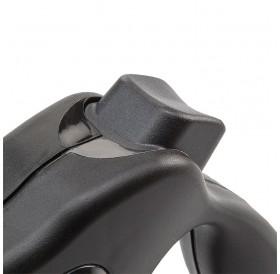 Ferplast Amigo Tape Mini Black /автоматичен повод за кучета до 12кг. лента/-3м
