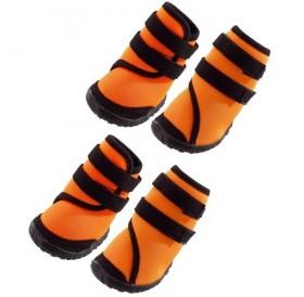 Ferplast Trekking Shoes Small /обувки за куче 4бр./-7x6x10см