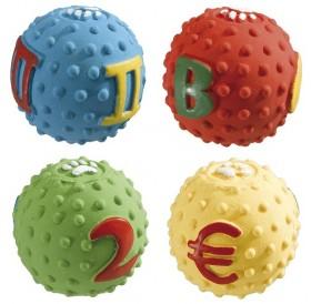 Ferplast PA 5535 /гумени играчки топчета/-5см;1бр