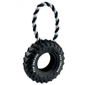 Ferplast PA 6432 Rubber bone tirе /голяма гума на въже/