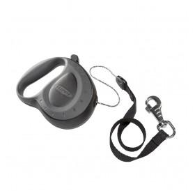 Ferplast Flippy Controller Cord M Black /автоматичен повод за кучета до 50кг. въже/-5м