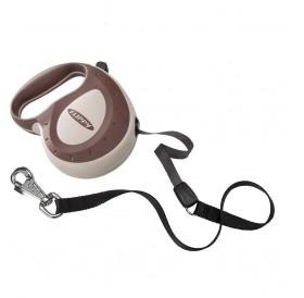Ferplast Flippy Controller Tape M Brown /автоматичен повод за кучета до 50кг. лента/-5м