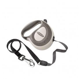 Ferplast Flippy Controller Tape M Grey /автоматичен повод за кучета до 50кг. лента/-5м