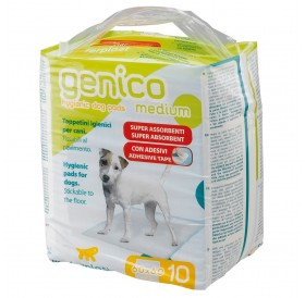 Ferplast Genico Hygienic Dog Pads Medium /абсорбиращи подложки 60x60см/-10бр