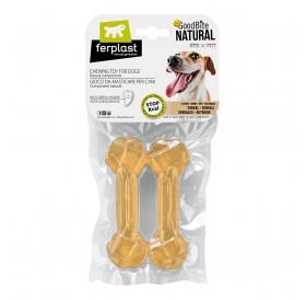 Ferplast GoodBite Natural Cereal Bone M /лакомства за куче с натурален вкус 13,5см/-2бр