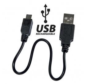 Ferplast Night Over-Collar 55 /USB Светещ Нашийник За Куче/-55см