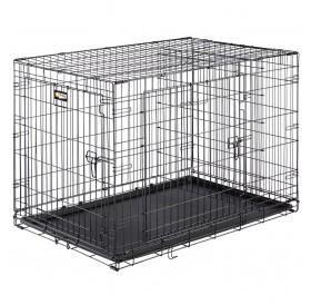 Ferplast Dog-Inn 105 /метална клетка - сгъваема/-108,5x72,7x76,8см