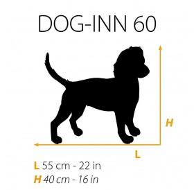 Ferplast Dog-Inn 60 /метална клетка - сгъваема/-64,1x44,7x49,2см