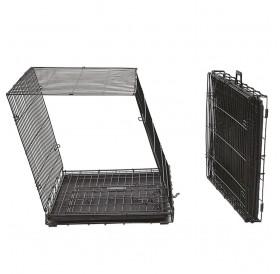 Ferplast Dog-Inn 120 /метална клетка - сгъваема/-123,8x76,2x81,2см