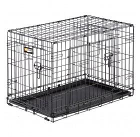 Ferplast Dog-Inn 75 /метална клетка - сгъваема/-77,4x48,5x54,6см