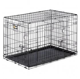 Ferplast Dog-Inn 90 /метална клетка - сгъваема/-92,7x58,1x62,5см