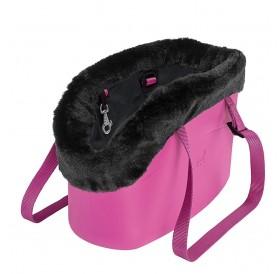 Ferplast With-Me Winter /транспортна чанта от винил с допълнителен хастар/-43,5x21,5x27см