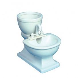 Ferribiella Ceramic Bowl Sink /хранилка WC/