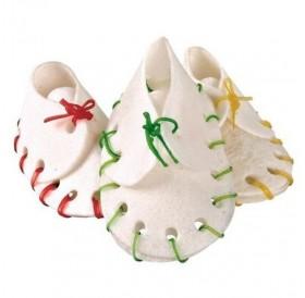 Flamingo Rawhide Colored Shoe /Обувка От Кожа 7см/-1бр