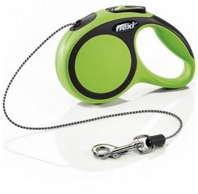 Flexi NEW Comfort XSmall Cord /автоматичен повод за кучета и котки до 8кг въже/-3м