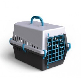 Georplast Ttrasportino /транспортна чанта с пластмасова врата/-50x33x32см