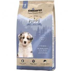 Chicopee Classic Nature Line Puppy Lamb&Rice /храна за подрастващи кученца с агнешко месо и ориз/-2кг