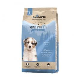 Chicopee Classic Nature Line Puppy Mini Lamb&Rice /храна за подрастващи кученца от дребни породи с агнешко месо и ориз/-2кг