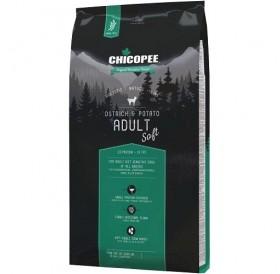 Chicopee Holistic Nature Line Adult Soft Ostrich&Potato /полувлажна мека храна за израснали кучета с месо от щраус и картофи/-2кг