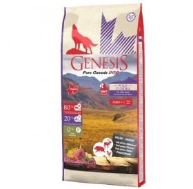 Genesis Pure Canada Wild Tundra /полувлажна храна за израснали кучета/-907гр