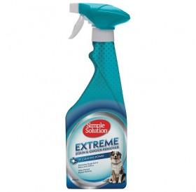 Simple Solution® Extreme Stain&Odour Remover /спрей концентрат против петна и миризми от кучета/-500мл